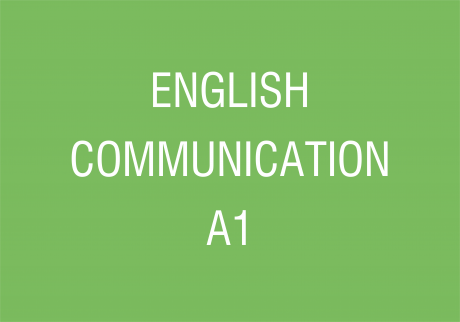 SGU-ITC Course English Communication A1