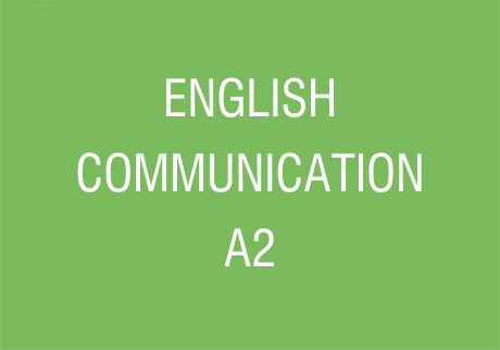 SGU-ITC Course English Communication A2